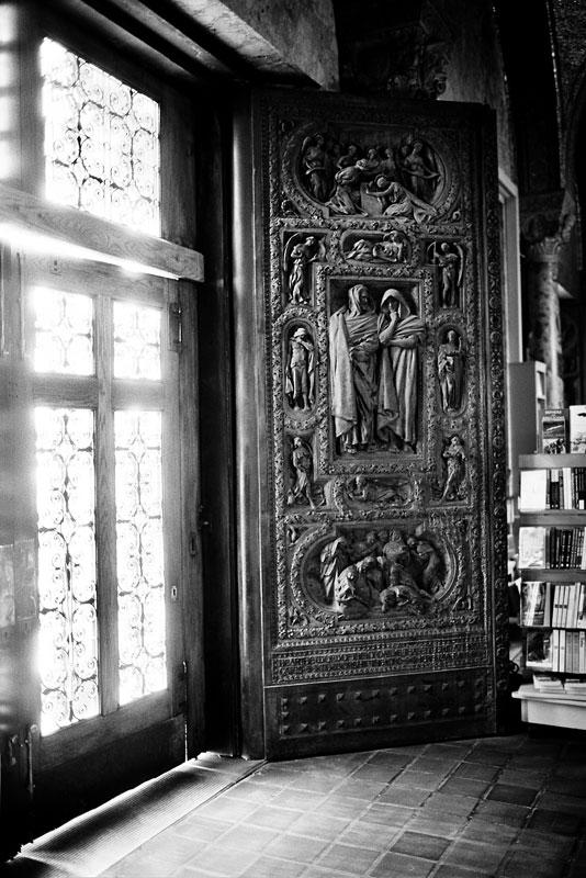 Shimmering Doorway