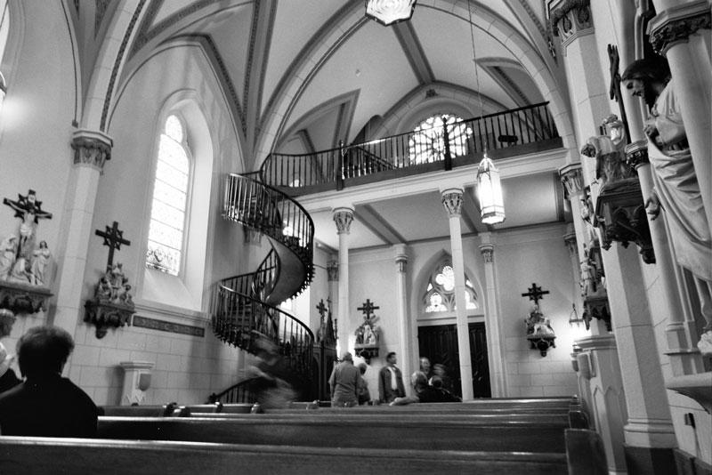 sacred stairs
